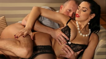 Kira Queen in 'George Uhl's Real Fantasies'