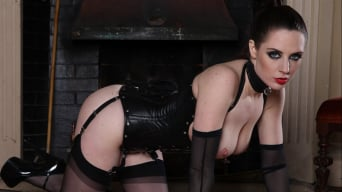 Samantha Bentley in 'Dark Edge'